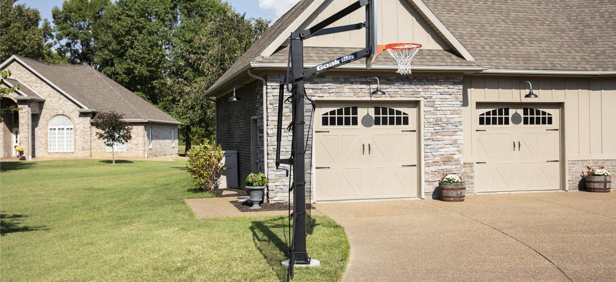 Der perfekte Aufstellort für deinen Basketballkorb